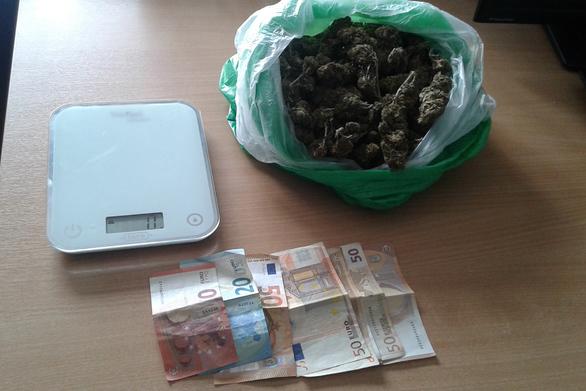 """Δυτική Ελλάδα: Ο σκύλος """"μύρισε"""" τα ναρκωτικά"""