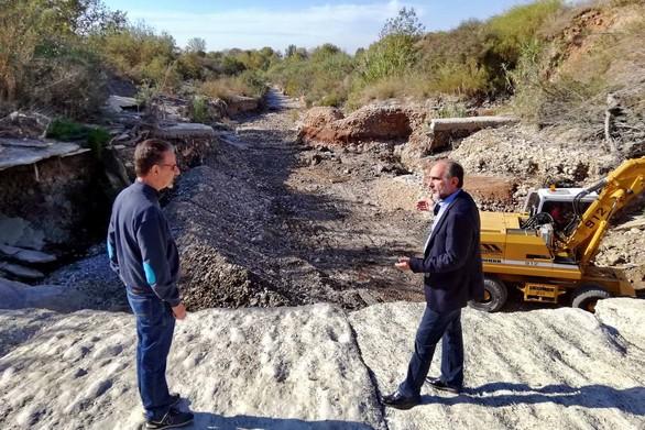 Η Περιφέρεια Δυτικής Ελλάδας ενισχύει την αντιπλημμυρική θωράκιση της Αιτωλοακαρνανίας
