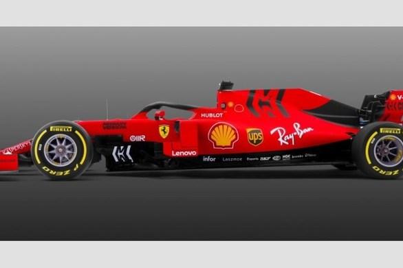 Αυτό είναι το νέο μονοθέσιο της Ferrari (φωτο)