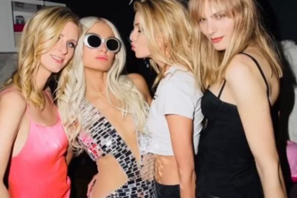 Λαμπερό πάρτι για τα γενέθλια της Paris Hilton (φωτο)