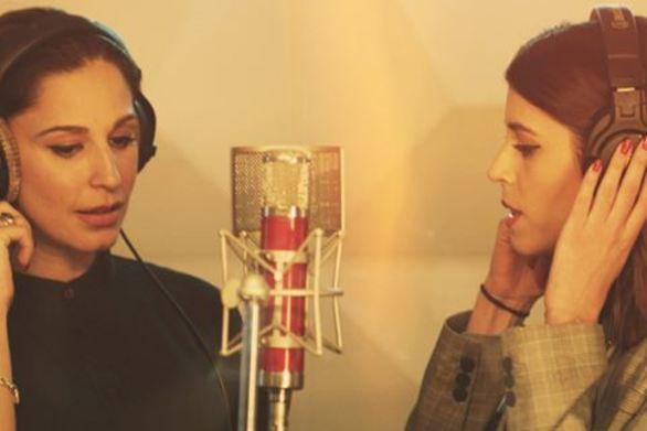 Demy & Κατερίνα Παπουτσάκη σε ένα ντουέτο - έκπληξη! (video)