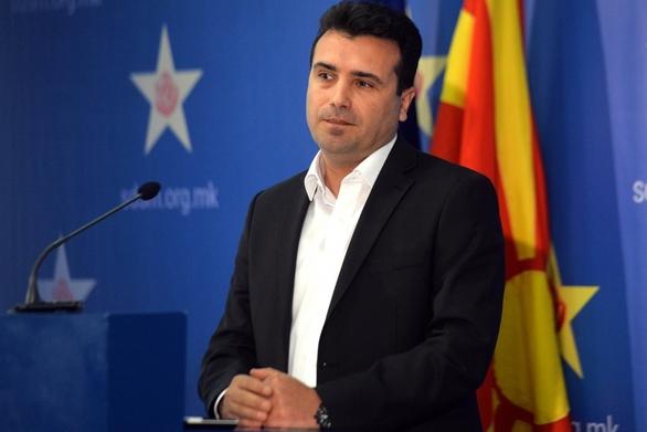 Ζάεφ: Στην Αθήνα θα έρθω για πρώτη φορά με αεροσκάφος της ''Δημοκρατίας της Βόρειας Μακεδονίας''