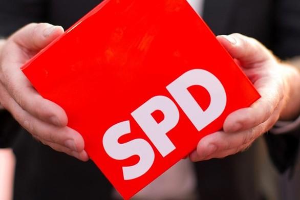 Δημοσκόπηση στη Γερμανία βγάζει δεύτερο κόμμα το SPD