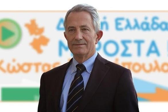 O Κώστας Σπηλιόπουλος για την Πατρών - Πύργου
