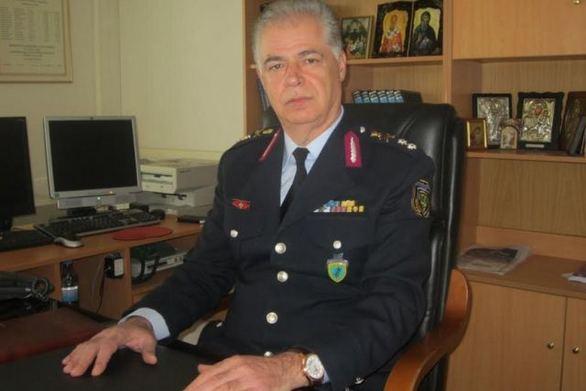 Διατηρητέος ο Πατρινός Αντιστράτηγος Ανδρέας Αποστολόπουλος μετά τις κρίσεις στην ΕΛ.ΑΣ.