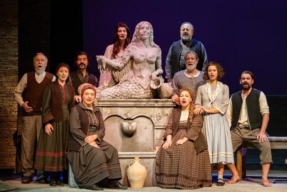 Τελευταίες παραστάσεις για την Τρισεύγενη στην σκηνή του ΔΗ.ΠΕ.ΘΕ. Πάτρας!