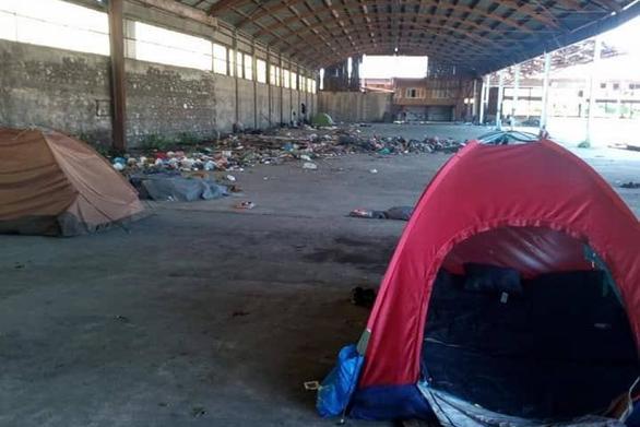 Πάτρα: Αλλοδαπός έπεσε στο κενό στο πρώην εργοστάσιο της ΑΒΕΞ