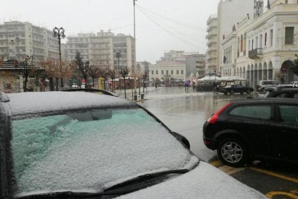 Νέο κύμα κακοκαιρίας - Ίσως να χιονίσει και στην Πάτρα! (pics)