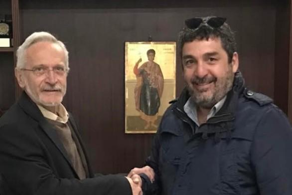 Πάτρα: Ο Γιώργος Ρώρος συναντήθηκε με τον Τομεάρχη Τουρισμού του ΣΚΕΑΝΑ