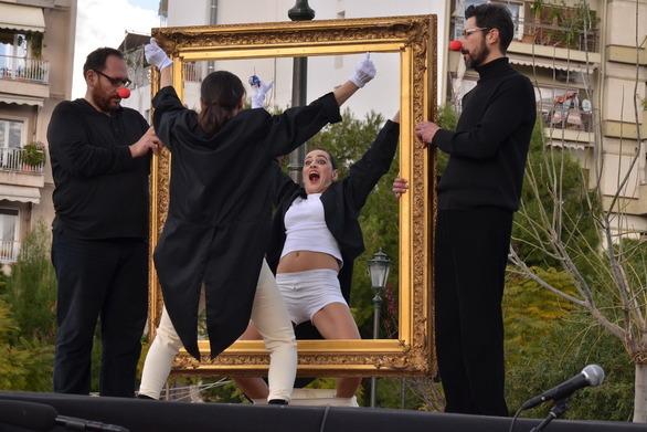 """""""Οσκαρική"""" βραδιά από τα καρναβαλικά πληρώματα της Πάτρας με άφθονο γέλιο"""