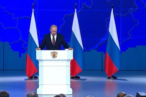 """Πούτιν: """"Θα στοχεύσουμε τις ΗΠΑ αν αναπτύξουν πυραύλους στην Ευρώπη"""" (video)"""