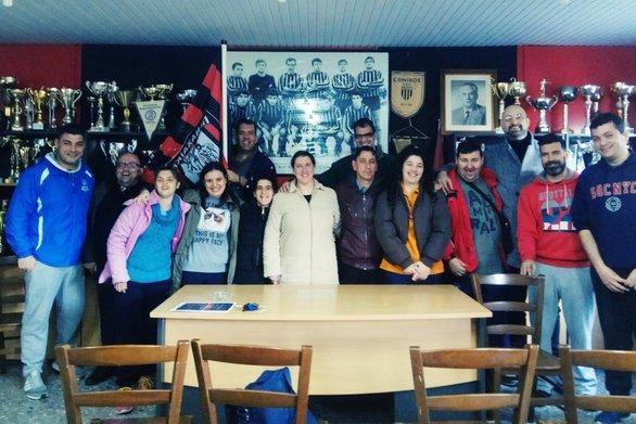 Πάτρα: Τα παιδιά της Μέριμνας επισκέφτηκαν της εγκαταστάσεις της ΠΓΕ