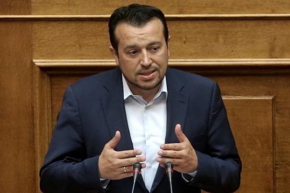 """Νίκος Παππάς: """"Η ΝΔ θέλει ένα νέο μνημόνιο με μεγάλη δόση ακροδεξιάς"""""""