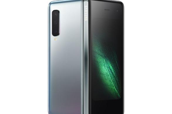 Η Samsung παρουσίασε το πρώτο αναδιπλούμενο κινητό της (video)