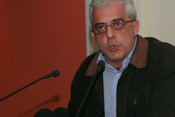 """Ν. Σοφιανός: """"Η ψήφος των εργαζομένων και του λαού να αποκτήσει ριζοσπαστισμό"""""""