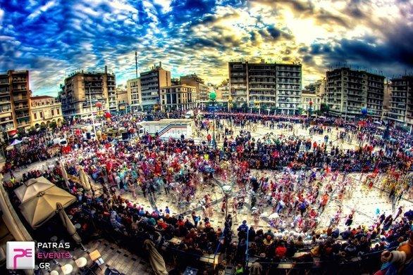 Πάτρα: Μας τα χαλάει ο καιρός- Αλλαγές στις καρναβαλικές εκδηλώσεις του Σαββατοκύριακου