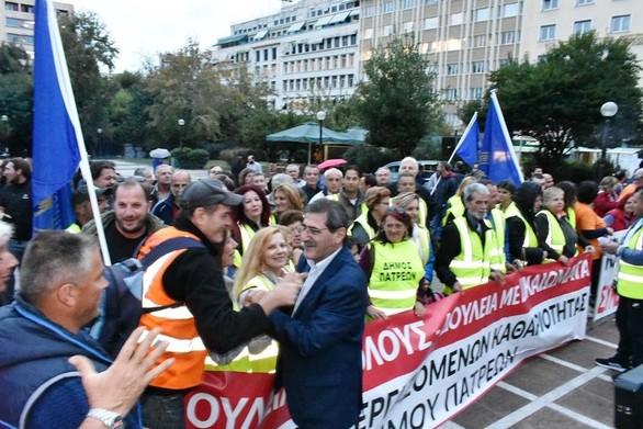 """Λαϊκή Συσπείρωση: """"O Νίκος Νικολόπουλος συνεχίζει να προκαλεί"""""""