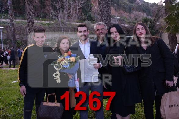 Ορκωμοσία Σχολής Φυσικοθεραπείας 22/02/2019 12:00 μ.μ. Part 15/22