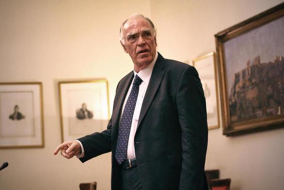 """Β. Λεβέντης: """"Οι Αμερικανοί χρησιμοποιούν τον Τσίπρα ως τσογλάνι"""""""