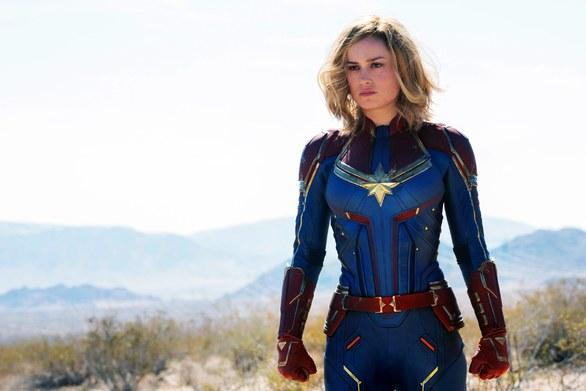 Captain Marvel - Μια εντυπωσιακή περιπέτεια στους κινηματογράφους