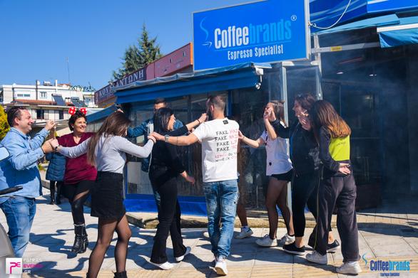 Tσικνοπέμπτη στο Coffee Brands 28-02-19
