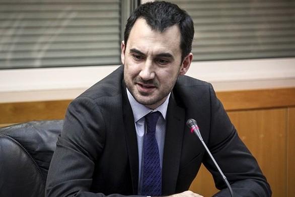 """Αλ. Χαρίτσης: """"Οι ευρωεκλογές θα γίνουν με σταυρό στις 26 Μαΐου"""""""