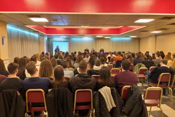 Πάτρα - Με επιτυχία στέφθηκε το 11ο Συνέδριο της ΔΑΠ-ΝΔΦΚ Χημικού (φωτο)