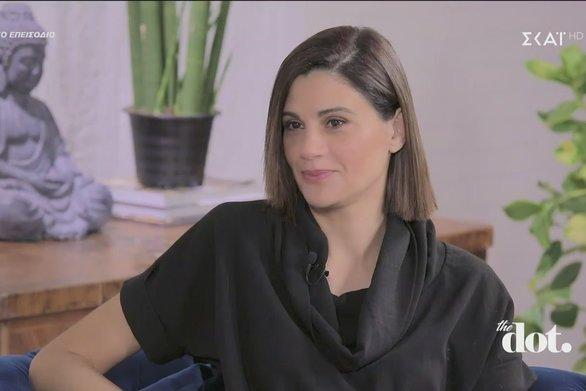 Άννα Μαρία Παπαχαραλάμπους: «Τρέφομαι κυρίως με ξηρούς καρπούς» (video)