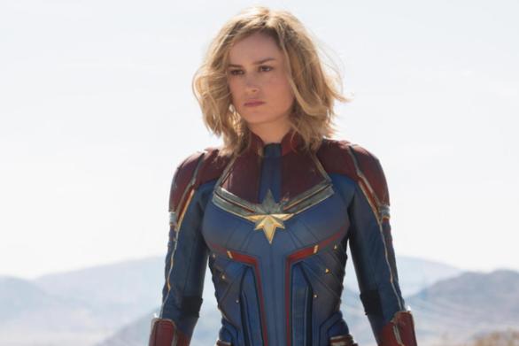 """Αίγιο - Το """"Captain Marvel"""" έρχεται σε πρώτη παγκόσμια προβολή, στον «Απόλλωνα»!"""