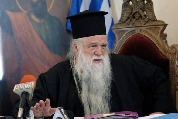 """Νέα επίθεση Αμβροσίου κατά Τσίπρα - """"Η Ελλάδα μας έχει ήδη υποδουλωθεί"""""""
