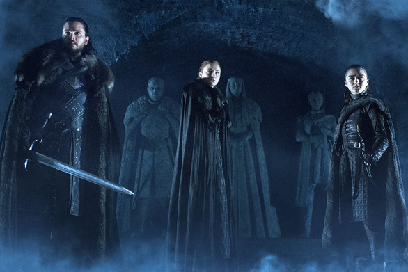 Στη δημοσιότητα το πρώτο επίσημο trailer της τελευταίας σεζόν του Game Of Thrones (video)