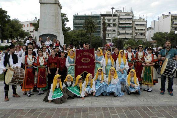Ψήφισμα για το θάνατο της επιτίμου Προέδρου του Λυκείου των Ελληνίδων Πατρών