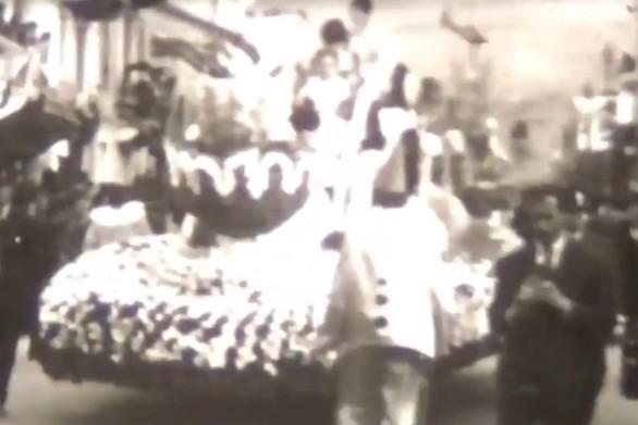 Ντοκουμέντο - Η μεγάλη παρέλαση του Πατρινού Καρναβαλιού το 1966 (video)