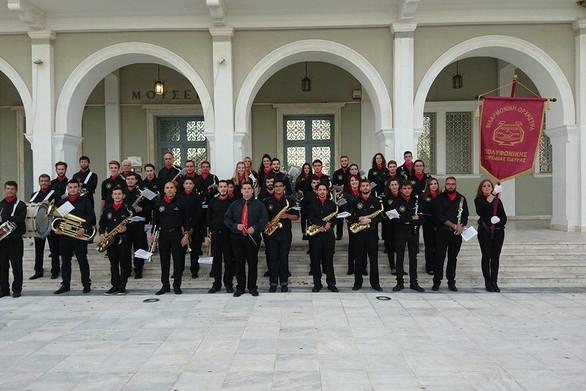 Πάτρα - Η Φιλαρμονική Ορχήστρα της Πολυφωνικής, στην παρέλαση των αρμάτων!