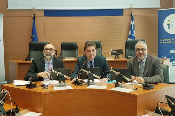 Περιφέρεια Δ. Ελλάδος: Οι ψηφιακές καινοτομίες μονόδρομος για την ανταγωνιστικότητα της βιομηχανίας