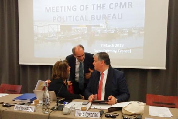 Στη συνεδρίαση του Πολιτικού Γραφείου της CPMR για το μεταναστευτικό ο Απόστολος Κατσιφάρας