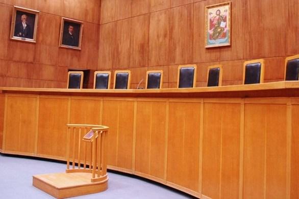 Επικίνδυνο το κτίριο του Δικαστικού Μεγάρου Κορίνθου