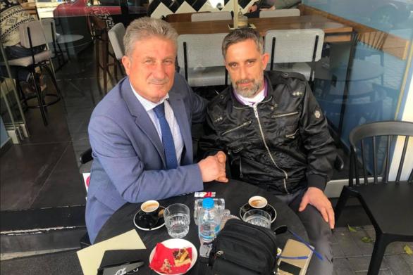 """Δυτική Αχαΐα: O Θεόδωρος Ρηγόπουλος υποψήφιος στον συνδυασμό """"Ελπίδα"""""""