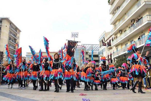 Πάτρα: Αστυνομία, Πυροσβεστική και ΕΚΑΒ σε ετοιμότητα για το τριήμερο του καρναβαλιού