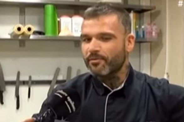 """Διονύσης Αλέρτας: """"Δεν ήμουν ο όμορφος της τάξης"""" (video)"""