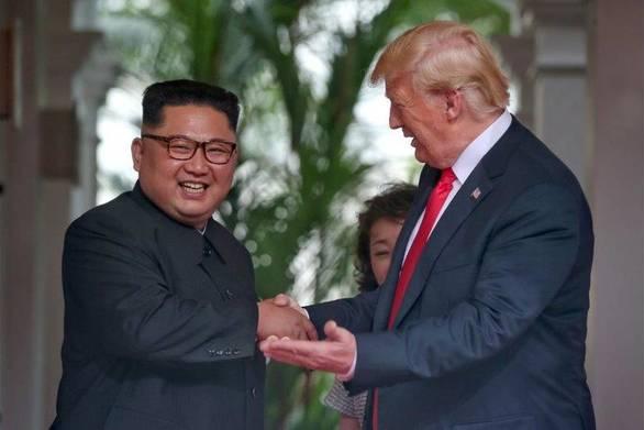 Θα υπάρξει κι άλλη συνάντηση του Ντόναλντ Τραμπ με τον Κιμ Γιονγκ Ουν