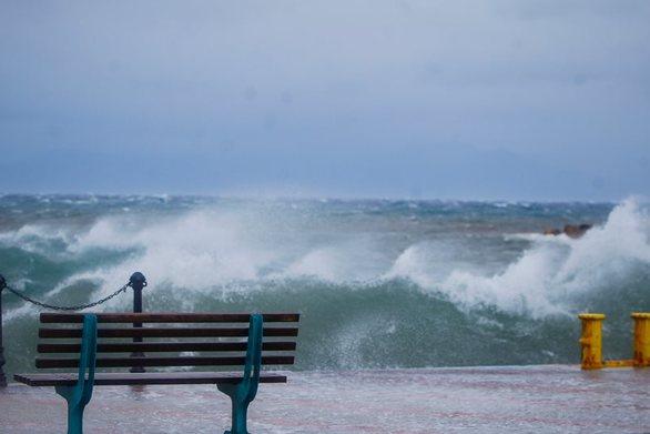 Δυτική Ελλάδα: Επιδείνωση του καιρού με καταιγίδες και θυελλώδεις άνεμους
