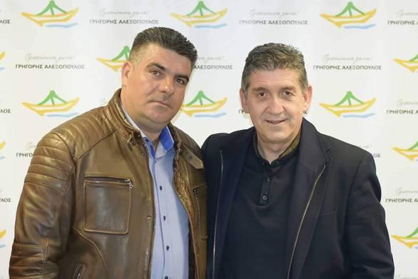 Πάτρα: O Παναγιώτης Κωστόπουλος υποψήφιος με τον Γρηγόρη Αλεξόπουλο