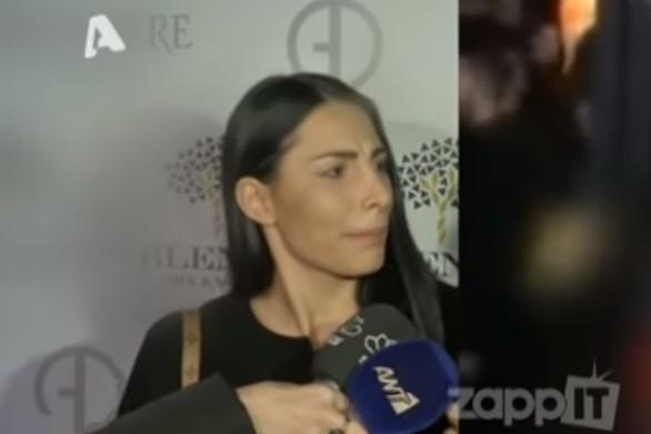 """Πωλίνα Τριγωνίδου: """"Δεν θυμάμαι να έχω δώσει κάποιο φιλί στον Γιώργο Μαυρίδη"""" (video)"""