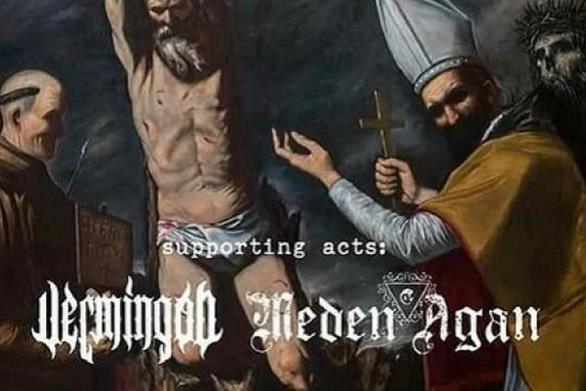 """Δήμος Πατρέων: """"H συναυλία των Rotting Christ δεν κατέστη δυνατόν να πραγματοποιηθεί λόγω σοβαρών τεχνικών προβλημάτων"""""""