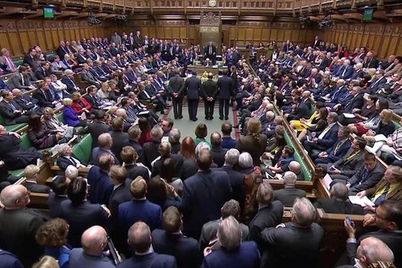 """Συντριπτικό """"όχι"""" σε νέο δημοψήφισμα για το Brexit"""