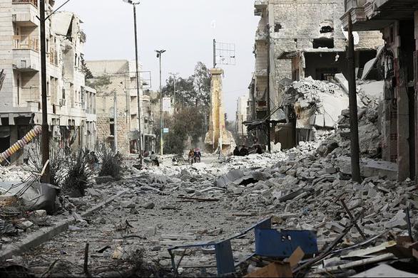 Συρία: Πάνω από 370.000 νεκροί από την έναρξη του πολέμου
