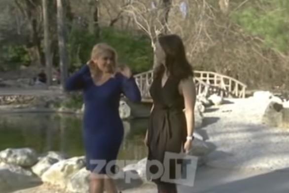 """Ευγενία Δημητροπούλου: """"Με τον Άλκη Κούρκουλο συναντηθήκαμε πρόσφατα"""" (video)"""