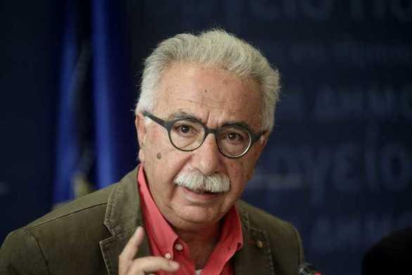 """Κώστας Γαβρόγλου: """"Σε καλό δρόμο η συζήτηση ανάμεσα στο Πανεπιστήμιο Πατρών και το ΤΕΙ Δυτ. Ελλάδας"""""""