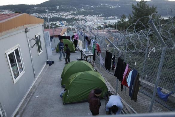Die Welt: Ντροπή για την Ευρώπη το hot spot Σάμου